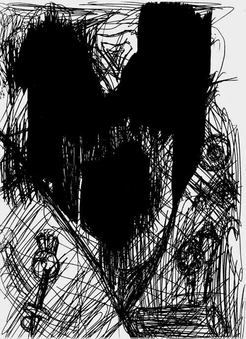 primeiro desenho / 1st drawing